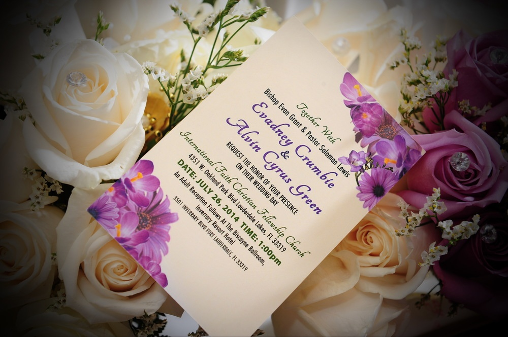 Why Wedding Invitations? 1